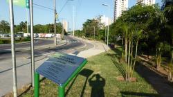 再開通したミンドゥ遊歩道